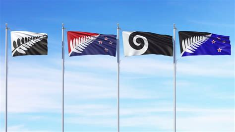 It S Down To Four A New Zealand Panel Unveils Alternate