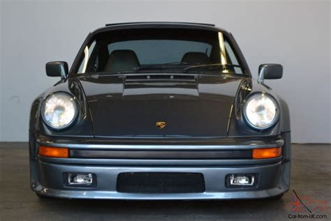Porsche 930 For Sale Canada by 1984 Porsche 930 Turbo Ebay