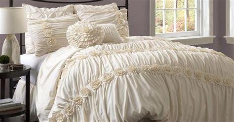 lush decor darla 4 piece comforter set by lush decor