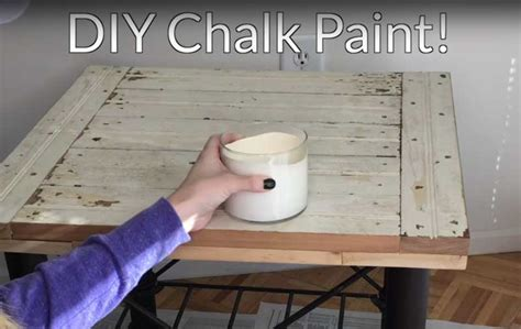 chalkboard paint using baking soda how to make chalk paint with baking soda home garden pulse