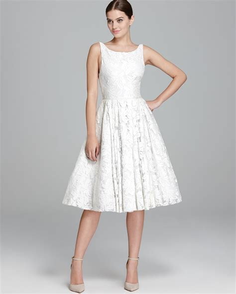 Whiens Dress Anak 03 lyst dress zack lace in white