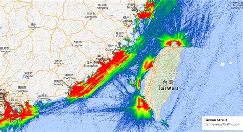 boat shipping map straits ship traffic ais ship traffic