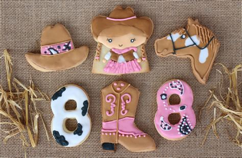 imagenes fiesta vaquera infantil mardefiesta galletas vaqueras