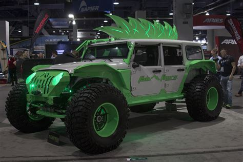 sema jeep yj jeeps of sema 2015 gallery part 1 jk forum