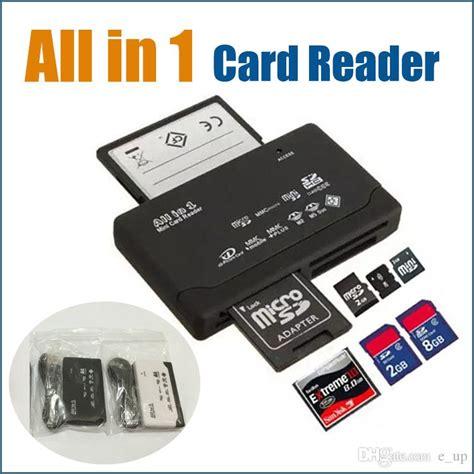Sale Card Reader 2018 sale portable all in one mini card reader multi