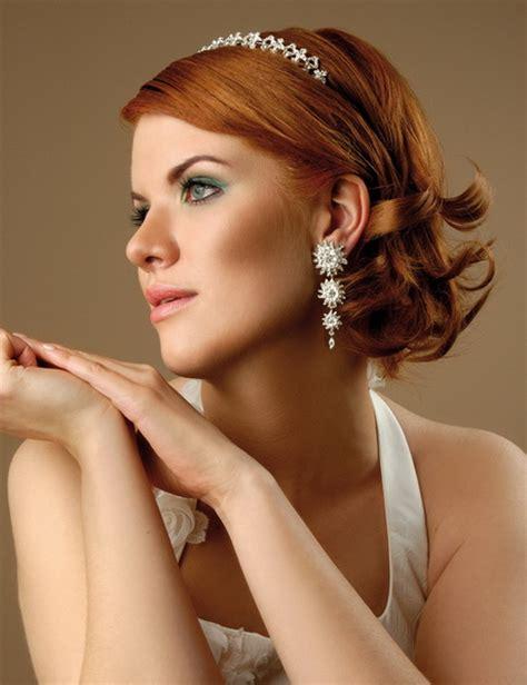 Brautfrisuren Halblange Haare by Brautfrisuren Halblange Haare