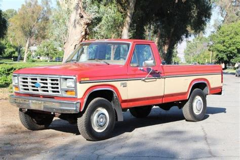 1960 1970 Ford F100 For Sale In Los Angeles Ca