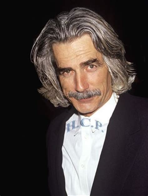 sam elliott long grey slickback hairstyle and handlebar mustache 84 best images about actor sam elliott on pinterest