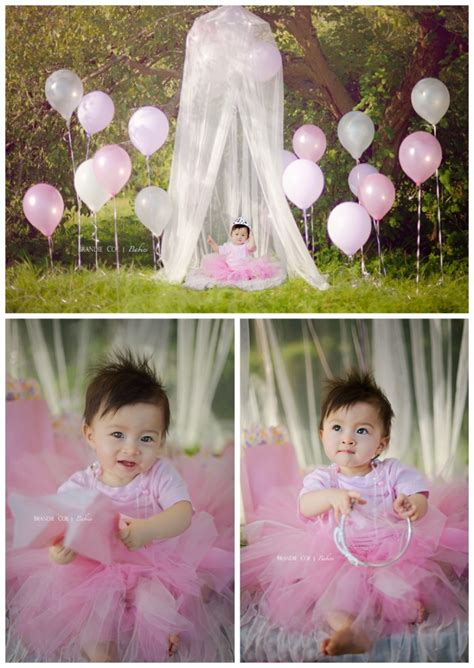 1000 images about 1st bday photo shoot ideas on pinterest 1st happy 1st birthday princess ava vancouver baby