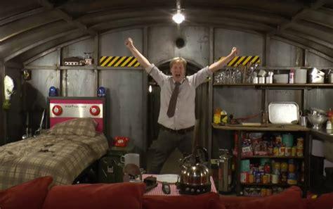 backyard underground bunker jealous guy builds underground apocalypse bunker man cave for himself in backyard