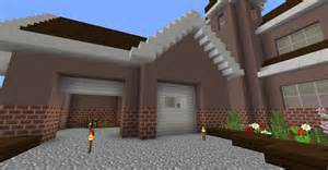 Ideas House by Realistic Garage Doors Minecraft Building Inc