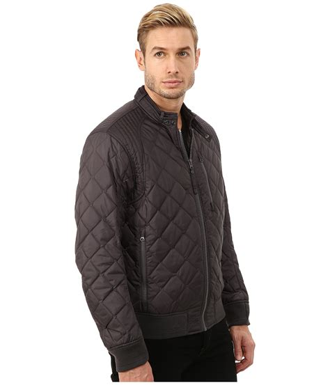 Marc By Marc Delancey Bag by Lyst Marc New York Delancey Poly Fill Quilted Bomber In