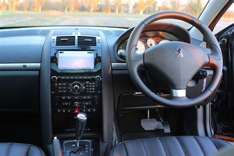 peugeot  sw estate   driving performance