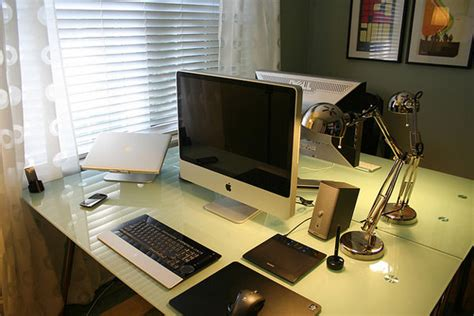 office desk setup ideas inspirational workspace 60 awesome setups hongkiat