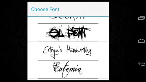 tattoo font generator apk download tattoo design generator pro apk to pc download