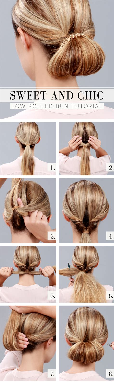 hairstyles buns tutorials top 10 hairstyle tutorials for summer pretty designs