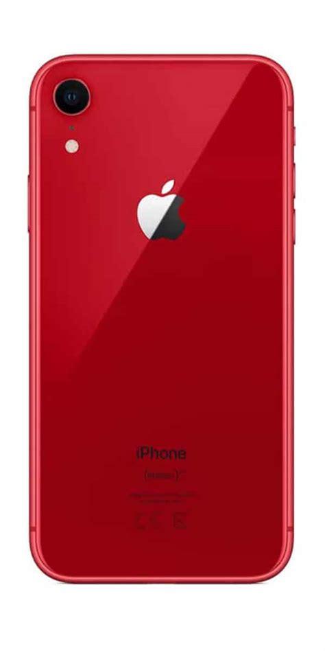 refurbished iphone xr 64gb rood met garantie koop je bij mobico