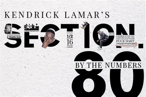section 80 cover by the numbers kendrick lamar s quot section 80 quot 5 years later