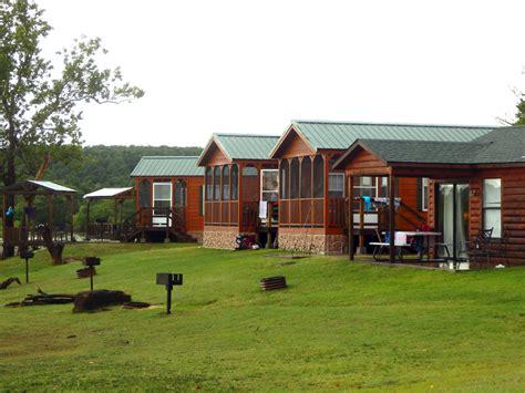 Cabins Near Tulsa by Oklahoma Cground Rv Park Cgrounds In Oklahoma