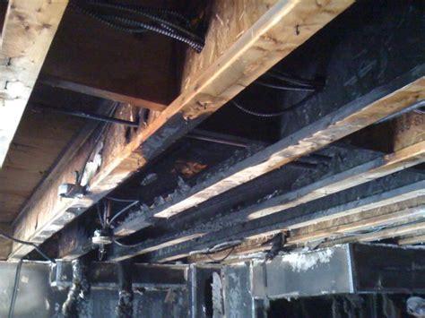 Fire fighting light weight floor truss photos