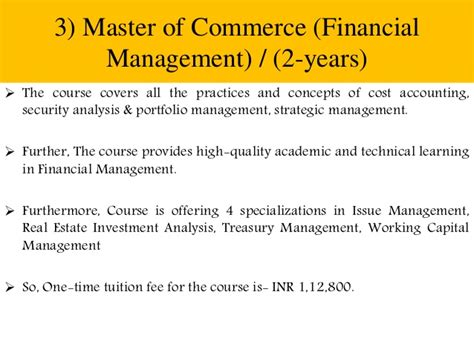 List Of All Mba Subjects by Mba Of Business Administration Distance Learning