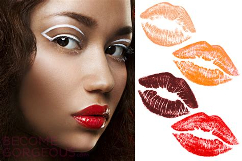 lipstick for dark skin best colors shades orange coral blue how to choose lipstick color