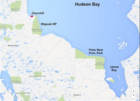 america map hudson bay polar counts for w hudson bay area numbers