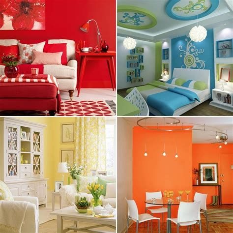 Effects Of Colors On Mood effects of room color schemes on your mood