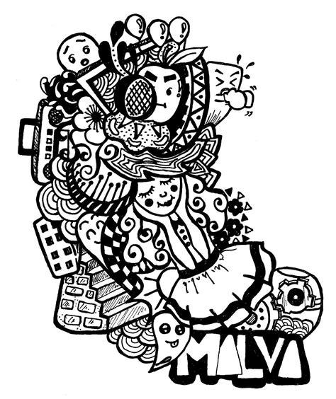 Jual Doodle Medium Malva S Gallery