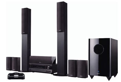 Home Theater Onkyo 7 1 onkyo ht s7300 7 1 channel home theater