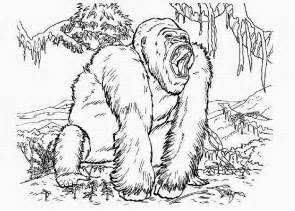 king kong coloring pages free coloring pages coloring books kids