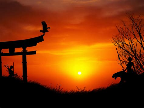 Digital Art Photography - Beautiful Digital Photos Japanese Wallpaper