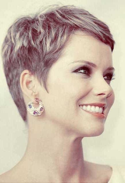 latest short hairstyles cut   ears