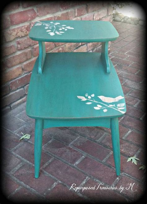 side table accent table vintage whimsical golfer s 1298 best chalk paint 174 decorative paint images on