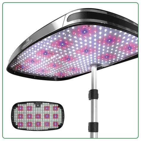 led light amazon amazon com aerogarden ultra led with gourmet herb seed