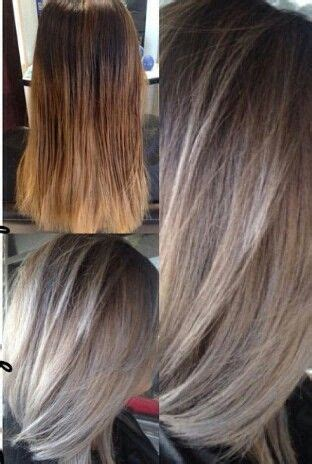 worlds best ash blonde ombre 1000 images about haircuts on pinterest brown hair ash