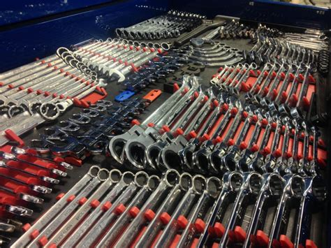 Out On Set by Own A Set Of Snap On Tools To Work On Vehicles Vision