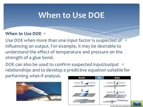 design of experiment doe definition principles of design of experiments doe 20 5 2014