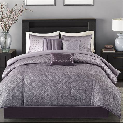 jc bedding jcpenney park morris 7 pc comforter set