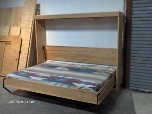 Murphy Bunk Bed Kit Murphy Bed Side Panel Pre Cut Do It Yourself Kit Ebay