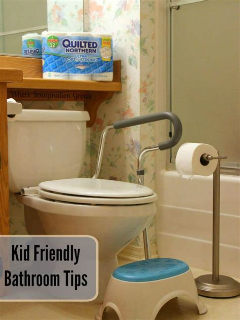 Daycare Bathroom Design by Kid Friendly Bathroom Hacks For Busy Families Home