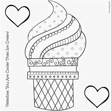 empty ice cream cone coloring page hipster coloring pages coloring page viewing gallery