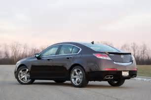 Acura Tl 2010 Awd Review 2010 Acura Tl Sh Awd 6mt Photo Gallery Autoblog