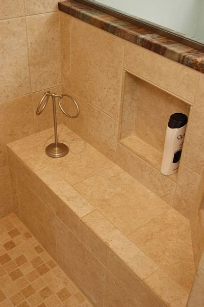 custom shower bench 11 universal design features that make bathrooms useable for all