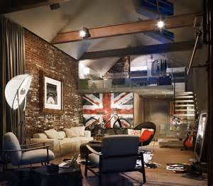 Loft Decor by Style Loft In The Interior Home Interior And Furniture Ideas
