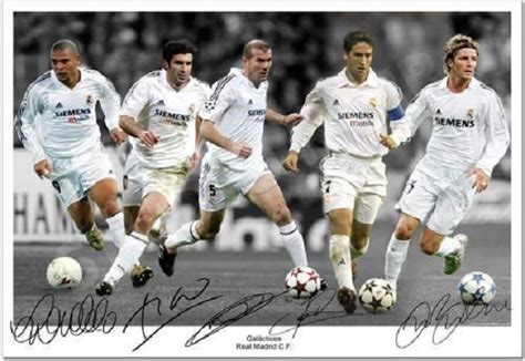imagenes real madrid galacticos real madrid first galacticos where are they fcnaija