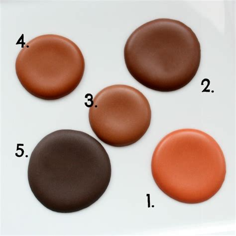 make brown food coloring 28 images food color brown