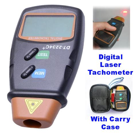 Terlaris Dt 2234c Digital Photo Tachometer Rpm Meter Murah Berkualit gadget s digital laser non contact photo tachometer