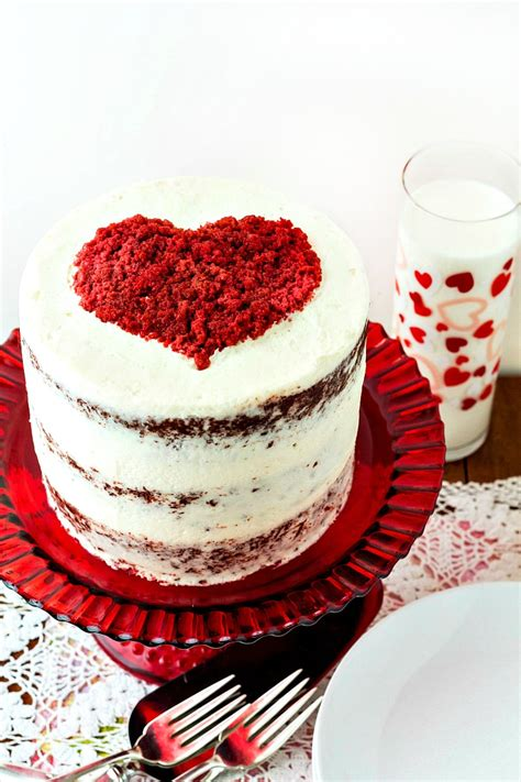Cream Kitchen Designs by Traditional Red Velvet Cake With Ermine Frosting Old