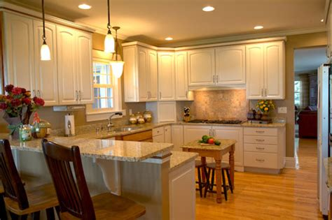 best small gallery kitchen design